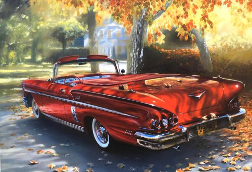 The King of Bel Air by donpackwood