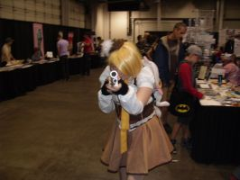 SCEE 2014 Mami Shot by QTZephyr