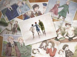 Suicidal!Reader X Hetalia - Magic Smile by TheComicGal-Moved on
