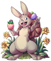 Happy Easter 2017 by Andante2