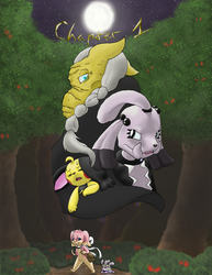 PKMN-S - Chapter 1 Cover by NebulaWords