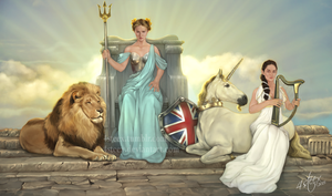 Commission: The United Kingdom by 4steex