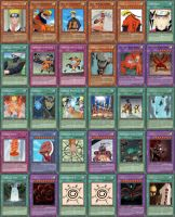 Yugioh Naruto Set by Dude2007