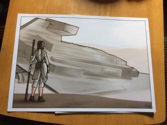 Rey by Ethan2501