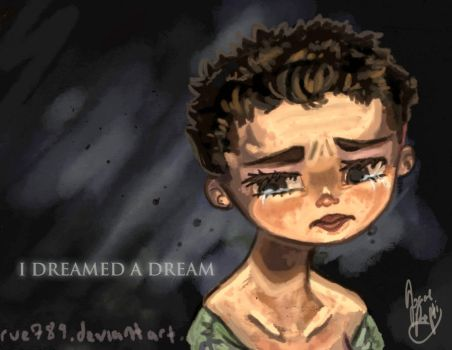 I Dreamed a Dream in Time Gone By by Chibi-Joey