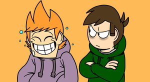 TW Classic Stupid Edd. (5 framed animation) by Squiddydraws