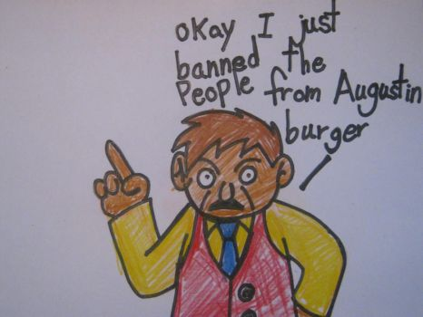 Augustin banned list. by citytoon