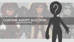 (CLOSED) Custom Adopt Auction V by Terrific-Adopts