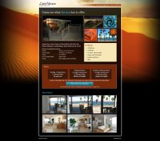 Home Rental Website by Cameron-Schuyler