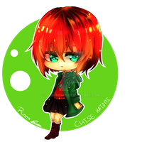 Chise Hatori [Fan Art] by Rinnn-Crft