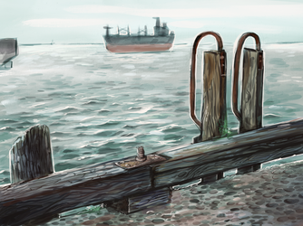 Pier by sharkie19