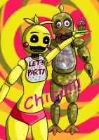 Chica!!!! by TheItalianBerry