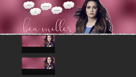 Free Layout ft. Bea Miller by Kate-Mikaelson