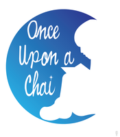 Logo Concept: Once Upon a Chai by AlexanderAaron