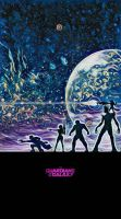 Guardians Of The Galaxy Midnight by Korkmaz0648