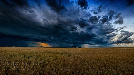 What a storm by fusionx