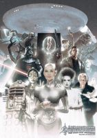 The Scifi Movie Fan's Guide to the Galaxy by SharksDen