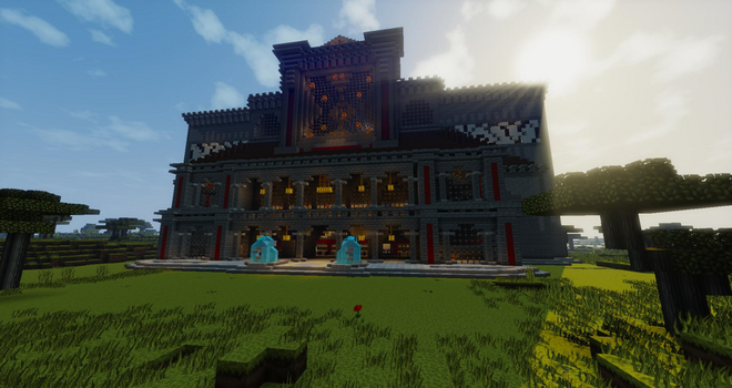 The Opera House - 2 by JumanjiCraft