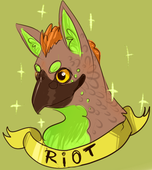 Riot by Roxie-the-Charizard