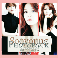Photopack Sooyoung- SNSD 028 by DiamondPhotopacks