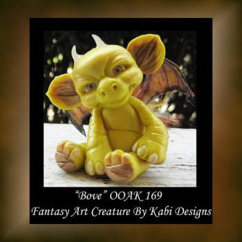 Bove Fantasy Little Creature by KabiDesigns