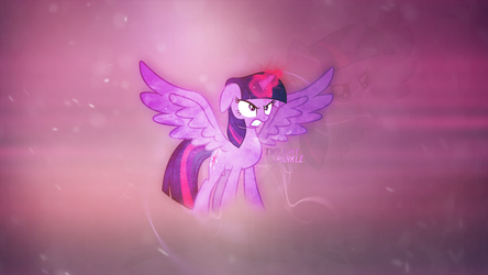 Illusion | Twilight Sparkle Wallpaper | 1440x2560 by ToChaseDawn