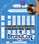 See You All At BronyCon!! by TheEcchiQueen