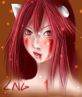 Lucy Elfen lied by Lengleth