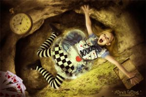 Alice's Falling by Doucesse