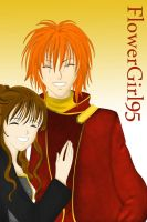 Hermione And Fred by FlowerGirl95