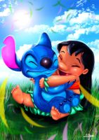 Lilo and Stitch by TheBRStory