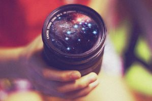 Capture The Night In The Lens by Blake-Circassia