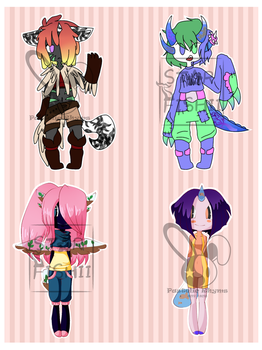 ~Souldrops Collab Batch~ 3/4 OPEN ~ by StarFishii