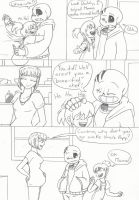 Baby Bones (Post-tale side comic) PG 34 by TrueWinterSpring