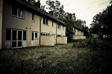 German Ghost Town 1 by MisterDedication