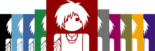 Colorless Chat Avatar by EchoingDroplet