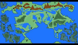 Clouder World Map - New 3.03.18 by Wildnature03