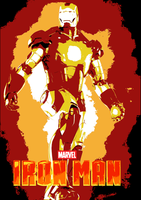 August Avengers #1.0 - Iron Man (2008) by JMK-Prime