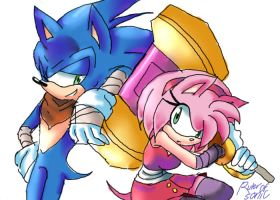 Hey there by RulErofsonic