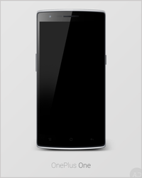 OnePlus One : PSD by danishprakash