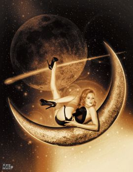 It's Only a Paper Moon by Hollinger