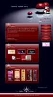 Think Pink FREE Journal CSS by Lilyas
