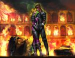 FLARE_n_LILITH_for_tiredstorm by totmoartsstudio2