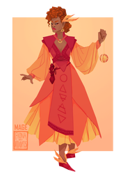 [open] Adopt - Mage by fionadoesadopts