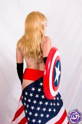 Independence Day - Ms Marvel 3 by deimosmasque