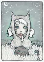 Wild Things ::Drawing:: by lavonia