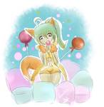 Tera Elin Candy's world by Lilpink7