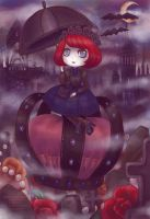 Gothic Lolita Adventure by miss-octopie