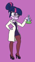 A Mad, Mad Sci-Twi by Khuzang
