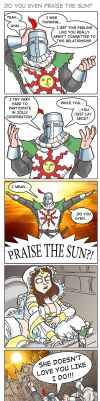 Do you even praise the sun? by jdeberge